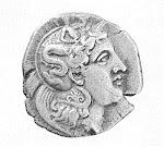 ΘΕΑ ΑΘΗΝΑ,Αθηναϊκό τετράδραχμο , 450 π.Χ