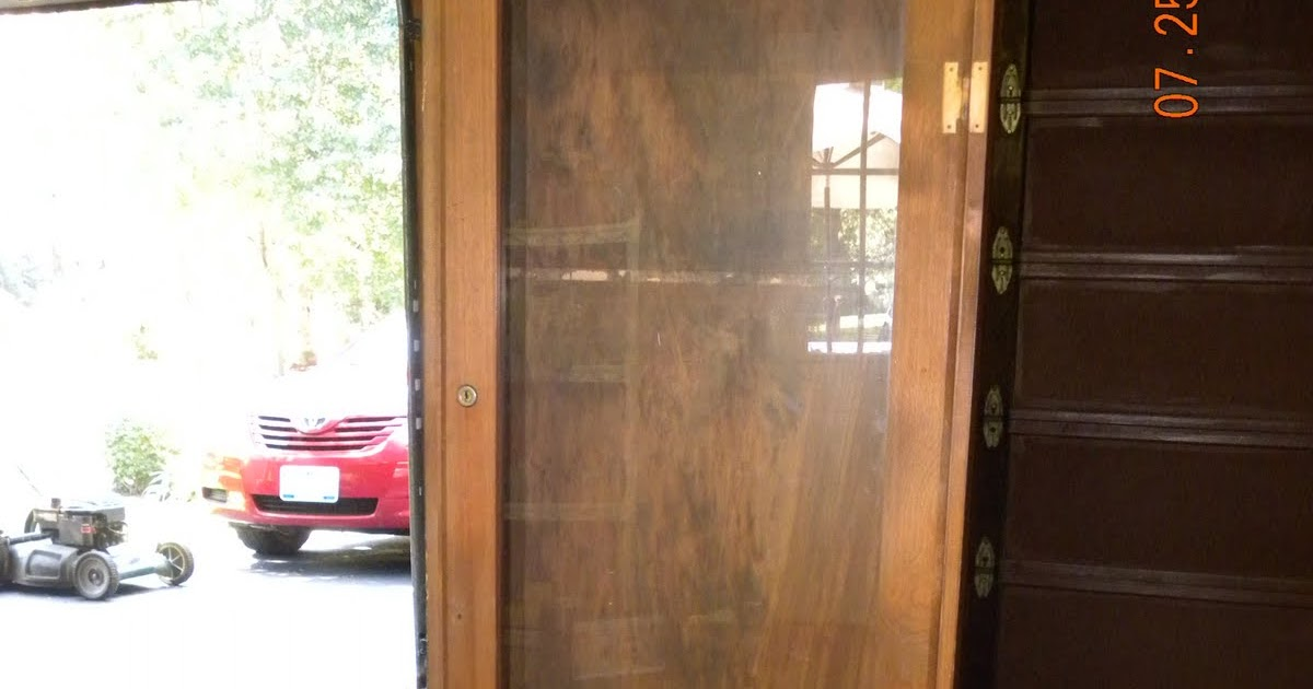 how to build a gun cabinet plans for free
