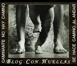 Premio Blog con Huellas