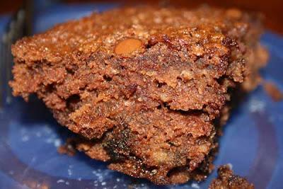 Recipe Shoebox: Chocolate Chip Oatmeal Cake
