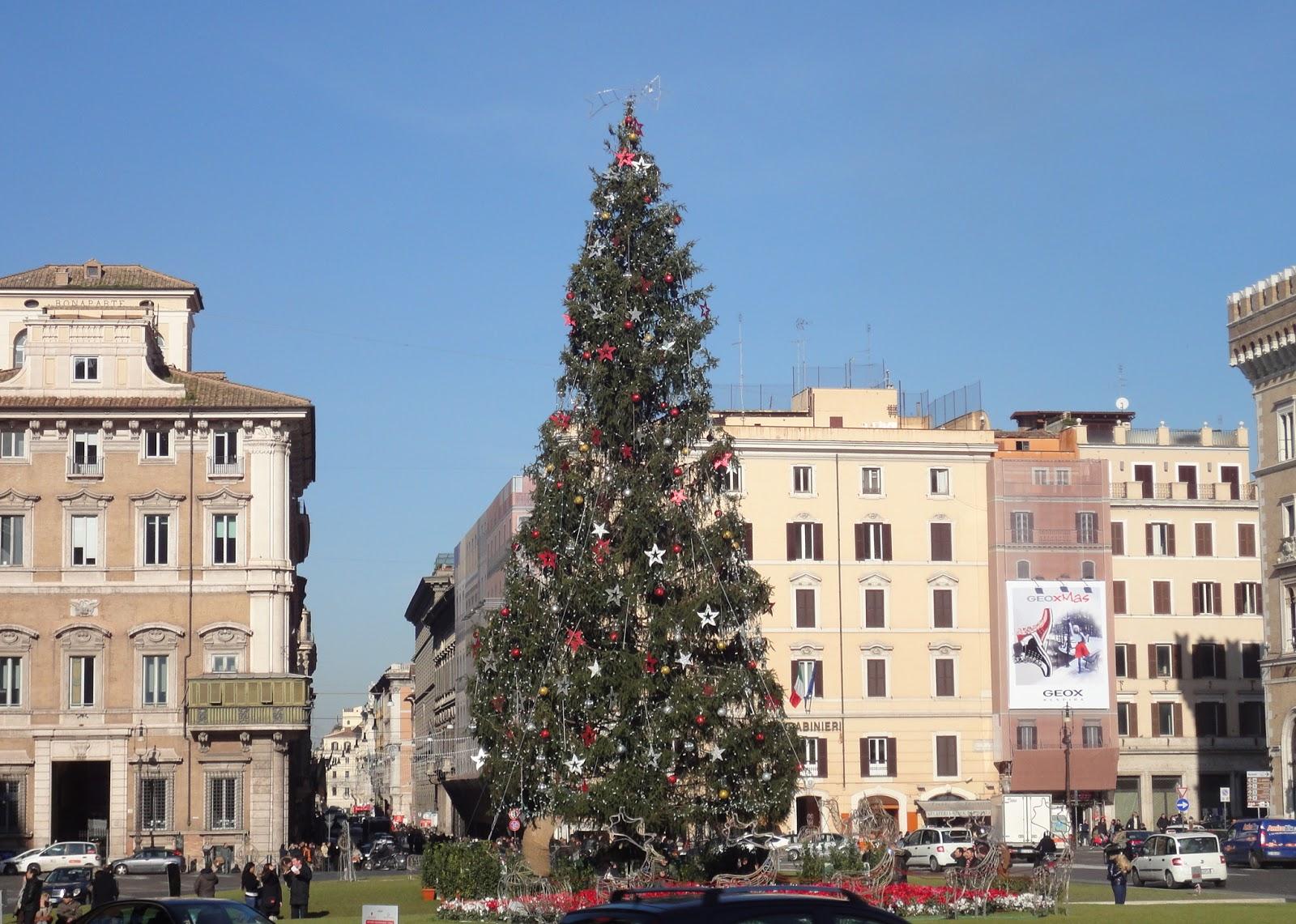 einfach mal italienisch: Weihnachten in Rom