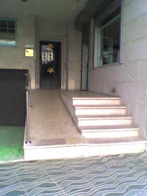 Quiero ser como mcgyver rampa para minusv lidos for Sillas de escaleras para minusvalidos