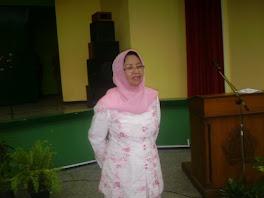 DR. Lucky Herawati SKM, MSc. Direktur Poltekkes DEPKES Yogyakarta