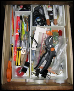 Typical Junk Drawer