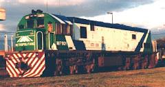 General Electric U20 MF.901 (ex F.630)