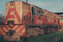 General Electric U12 F.618 (ex 6738)
