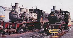 Locomotoras 4-6-0 N°9038 y N°9031