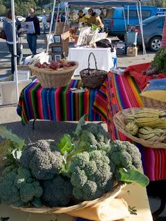 farmers market in Canada