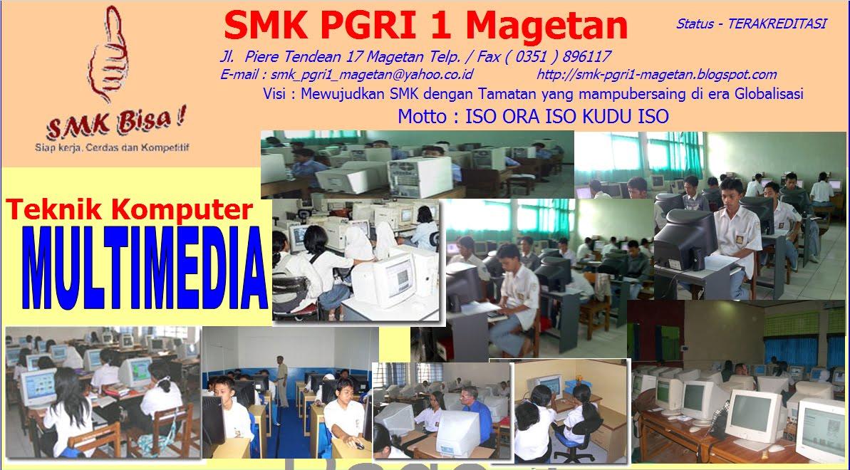 SMK PGRI 1 MAGETAN MULTIMEDIA