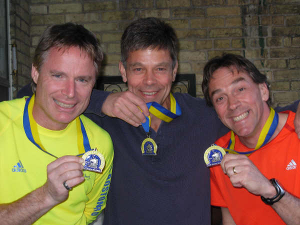 Bruce Lamb's Marathon Training Blog
