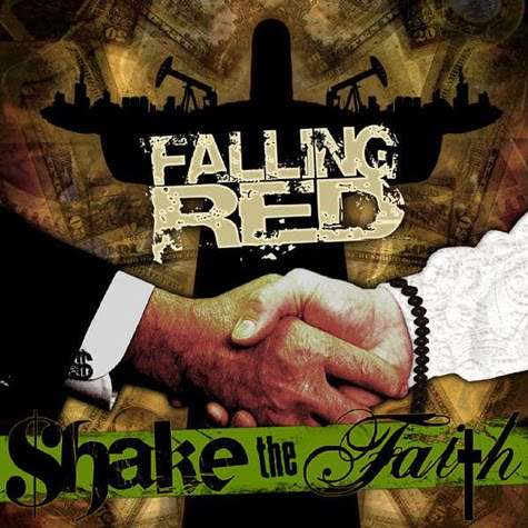 FALLING RED Shake The Faiths
