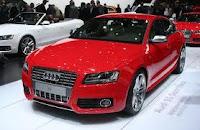 Audi car S5 sporback