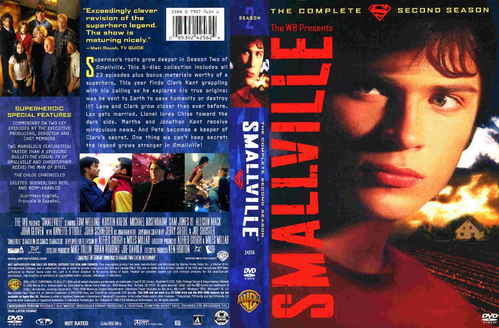 Re: Smallville / EN