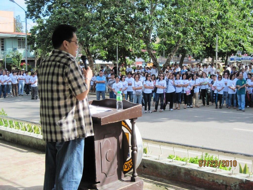 Calbayog city website