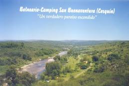 CAMPING SAN BUENAVENTURA