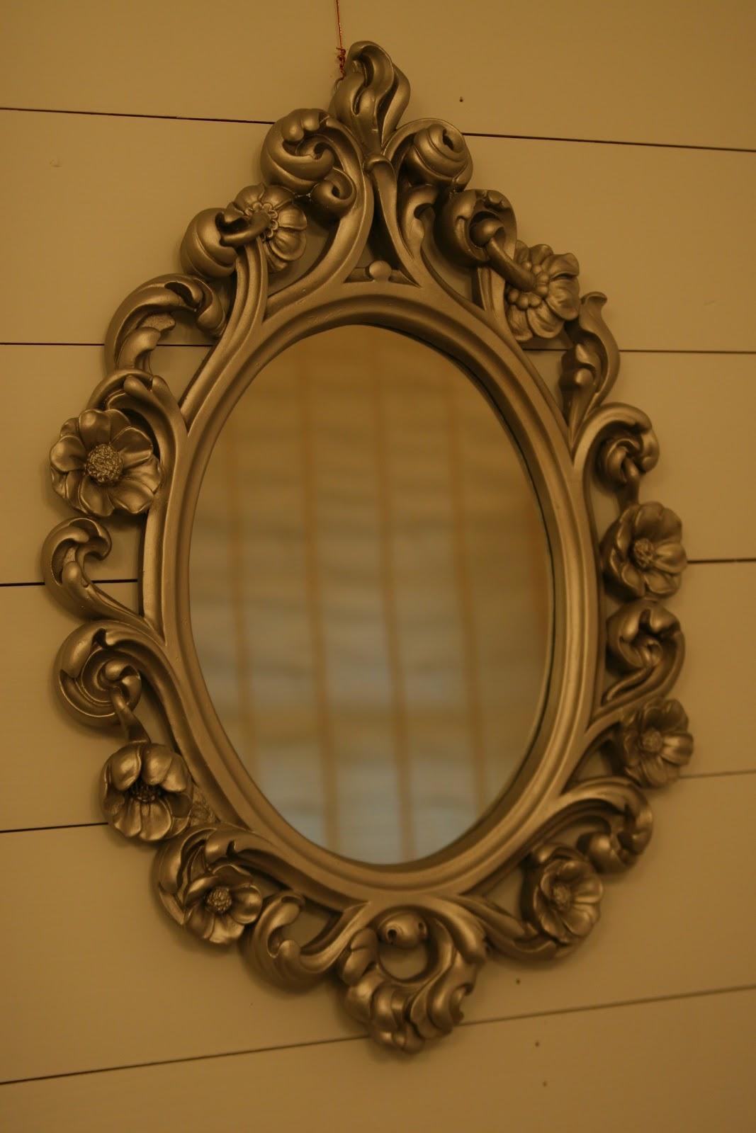 Milk and honey home store baroque mirror for Baroque mirror