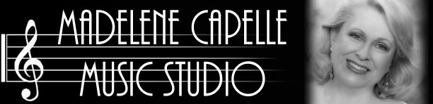 Madelene Capelle Voice Studio