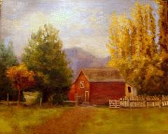 Huntsville Red Barn