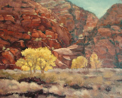 Snow Canyon Fall