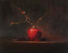 Red Jar Study