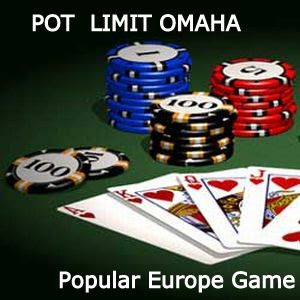 omaha pot limit