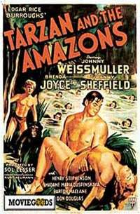 Tarzan e as Amazonas – DVDRip – XViD Dublado