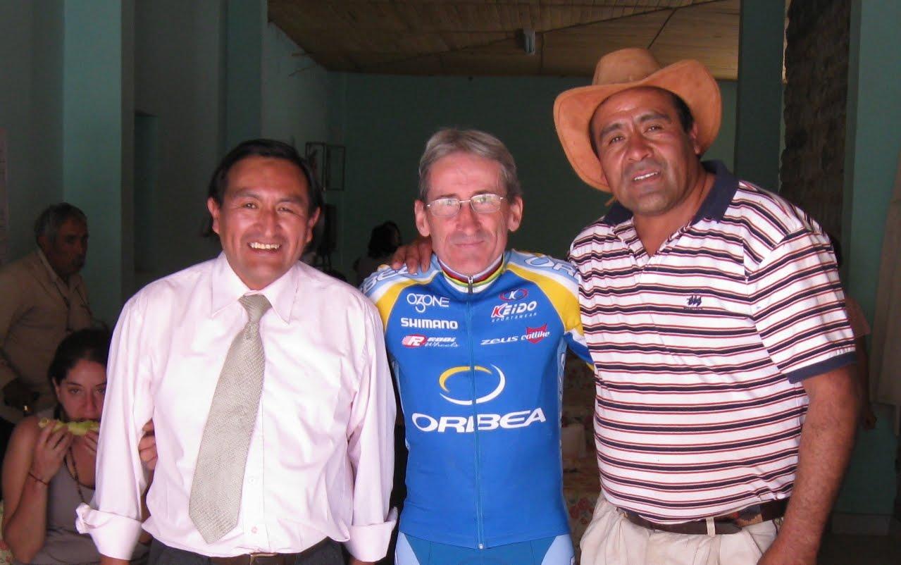 LEJARRETA EN LOS ANDES (2009) Cacique...Ector+Reyes
