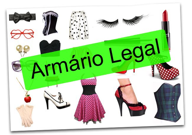 ARMÁRIO LEGAL