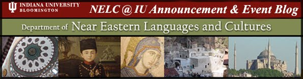 NELC @ IU Announcement & Event Blog