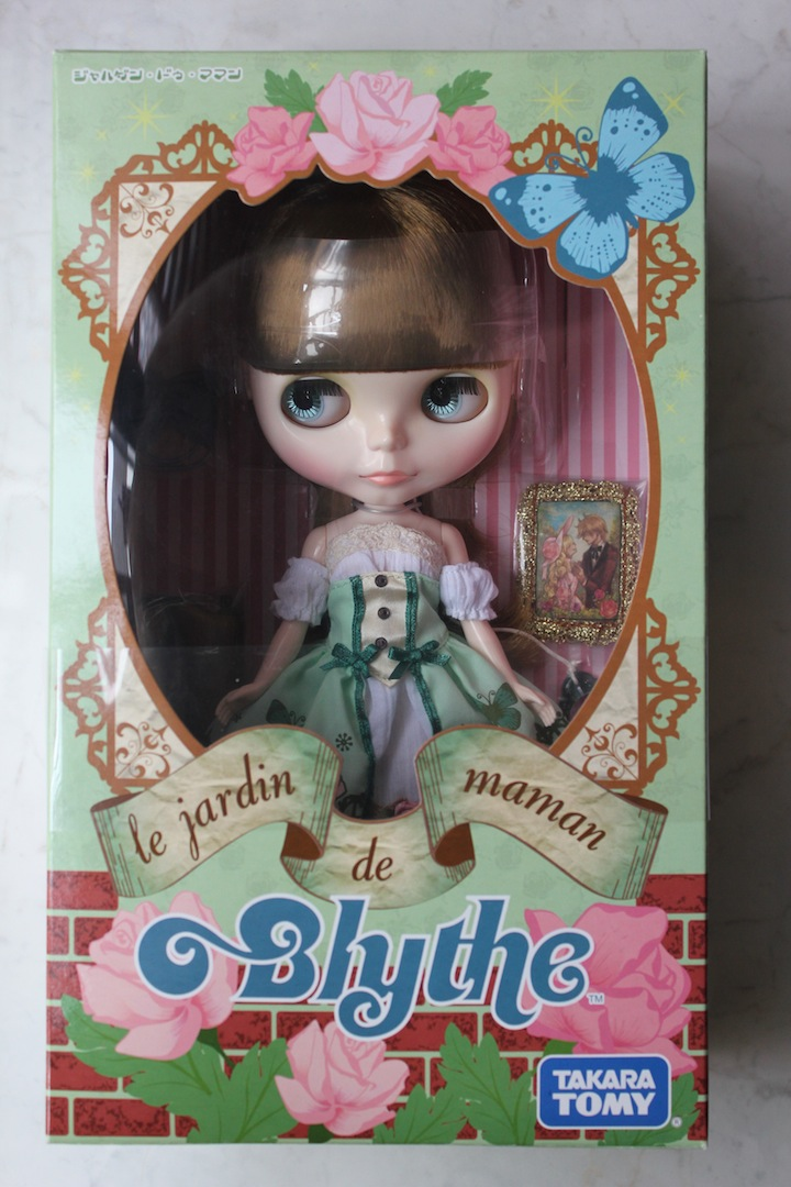 Whitechocolatedreamland my doll collections for Blythe le jardin