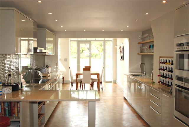 Victorian Kitchen Extension Design Ideas. Kitchen Extension Ideas