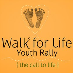 Walk for Life Youth Rally