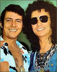 Paulo Sérgio e Roberto Carlos