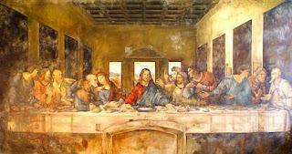 Leonardo: Az utolsó vacsora