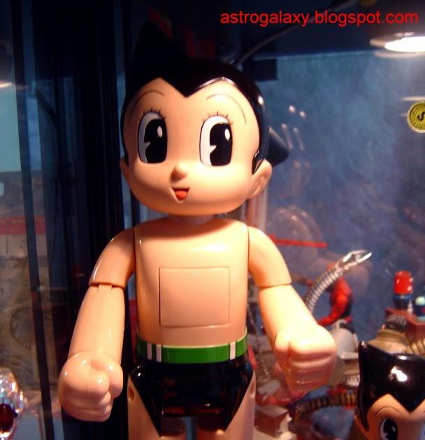 ASTRO GALAXY: AstroBoy Characters