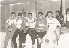 3130. Mario Mora Dorado, Ral Marn, Blas Fernndez, Armando Barrachina y Jess Contreras.