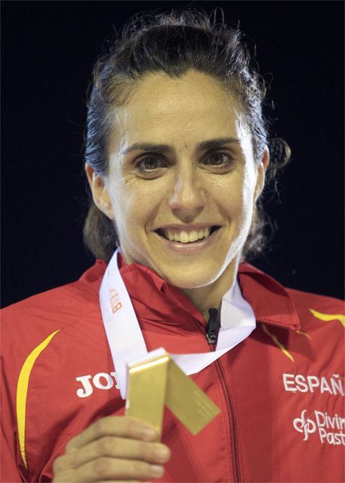 Nuria Fernández Domínguez, entrenada por Manuel Pascua Piqueras, gana la cima cuatro años después de pensar en dejarlo - Nuria_Fernandez_b