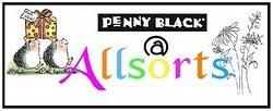 Månadsutmaning med Penny Black @ Allsorts