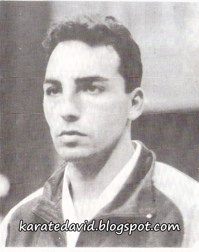 nace 20 de febrero de 1964 entrenador nacional de karate