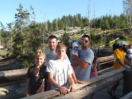 The guys in Yellowstone