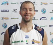 Tony Stockman at the 2011 NBB All-Star Game