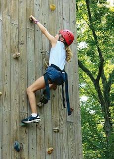 NAMC montessori planes of development upper elementary characteristics second plane student climbing wall