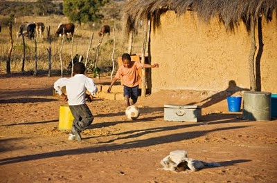NAMC montessori activities culture and sustainability 2010 olympic games african children playing