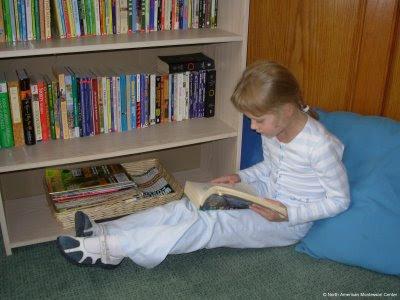 NAMC montessori student classroom summer reading activities challenges