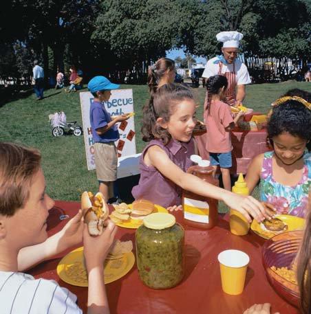 NAMC parent education orientation tips for montessori teachers community picnic