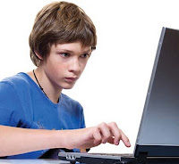 NAMC montessori grace and courtesy what is cyber bullying boy on computer