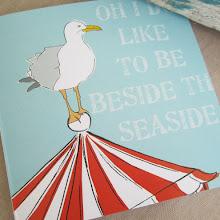punch & judy seagull