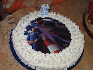 Cooking Big Mama: Le torte di compleanno dei miei bambini