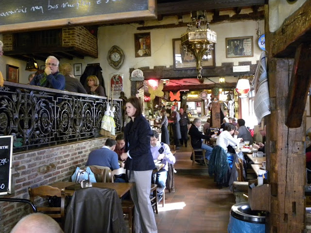Brasserie Domus Leuven Demuinck Pardon