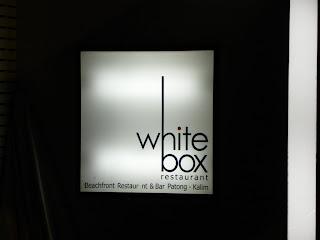 White Box Restaurant Patong Phuket